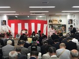 10月5日田中事務所開所式2