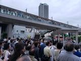 7月8日公明党・矢倉かつお候補の街頭演説会2