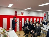 10月17日田中良生選挙対策本部・事務所開き4