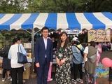 9月29日上戸田商店会主催の上戸田ゆめまつり3
