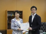 8月9日全国知事会代表・山形吉村美栄子知事から女性活躍に関する提言
