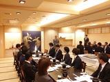 2月7日埼玉県電気工事工業組合浦和支部・青年部の新年会2