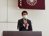7月31日自民党桜区支部の定期総会