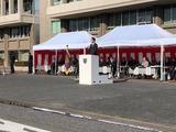 1月13日戸田市の消防出初式