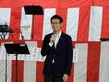 11月3日西堀氷川神社神楽殿祭り