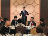 1月29日埼玉県美容業生活衛生同業組合・浦和支部の新年賀詞交換会