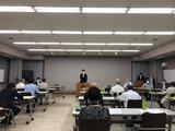 6月27日戸田支部の役員・支区長会議