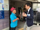 9月23日戸田市向田町会夏祭り