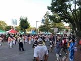 8月17日戸田ふるさと祭り流し踊り