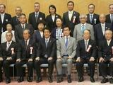 7月6日安全功労者内閣総理大臣表彰式及び記念パーティー