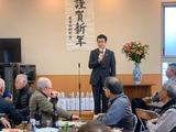 1月12日戸田市各自治会の新年会3