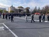 1月13日戸田市の消防出初式7