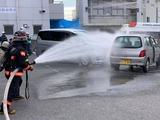 1月12日蕨市消防出初式3