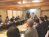 1月11日蕨戸田市医師会役員の新年会2