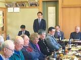 1月13日西堀日向自治会の新年会3