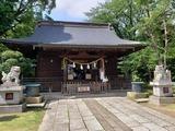 7月12日桜区田島氷川社・神事2