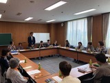 10月1日戸田市後援会女性部・戸田良彩会の役員会