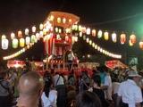 8月8日戸田市は、中町会・川岸町会の納涼大会