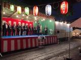 10月14日上戸田氷川神社の秋季例祭・演芸奉納