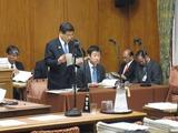 4月10日衆議院・決算行政監視委員会・分科会