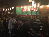 10月8日上戸田氷川神社例大祭