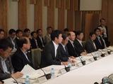 5月22日総理官邸にて戦略実行推進タスクフォース(第12回)