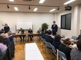 1月17日戸田市上町町会の新年会