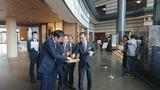 3月12日福岡G20会合・ヒルトン福岡シーホーク3