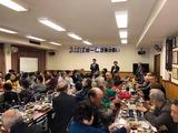 2月22日戸田市議・馬場栄一郎・新春の集い2