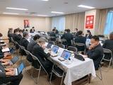 11月10日行政改革推進本部・役員会