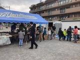 12月2日戸田市芦原町会の餅つき大会3