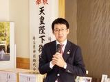 1月4日桜区上大久保氷川神社の氏子新年会