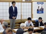 7月8日桜区自民党・大久保地区支部の総会