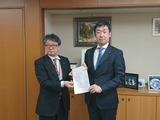 3月10日連合(日本労働組合総連合会)の逢見事務局長