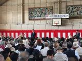 10月6日桜区土合地区社会福祉協議会・第一支部の敬老会2