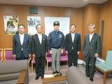 8月8日国交省で、副大臣・政務官の引継等の行事2