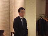 12月4日埼玉県建設コンサルタント技術研修協会の年末懇親会