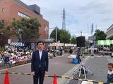 9月29日上戸田商店会主催の上戸田ゆめまつり
