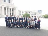 5月9日土橋勇司市議後援会役員・副大臣室表敬5