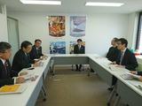 3月6日仙台市内の観光庁関係の意見交換5