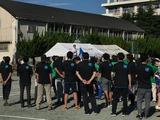 10月7日南区辻自治会合同大運動会・辻1丁目の運動会