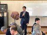 1月19日南区・広ヶ谷戸、白幡自治会の新年会