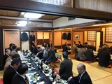2月2日戸田美笹地区の町会長・新年会