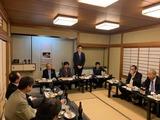 1月10日蕨戸田市医師会の役員新年会
