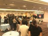 10月7日日本空手協会・武蔵浦和支部、修心館・創立40周年記念祝賀会2
