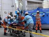 1月12日蕨市消防出初式5