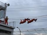 1月12日蕨市消防出初式6