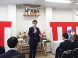 3月5日桶本大輔市議・事務所開き