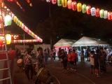 8月9日戸田市の夏浜町会夏祭り2
