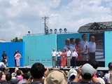 8月17日青島候補は戸田2